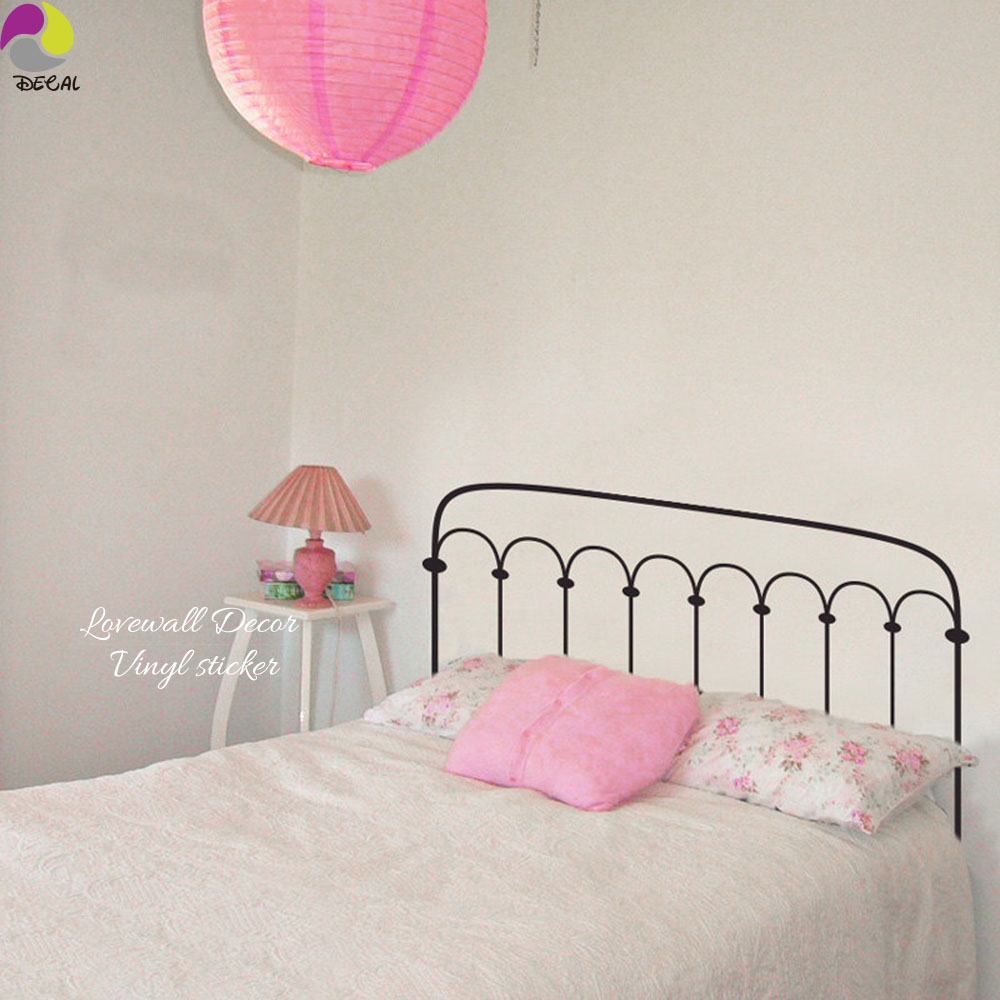 Buy bed headboard sticker and get free shipping on aliexpress amipublicfo Images