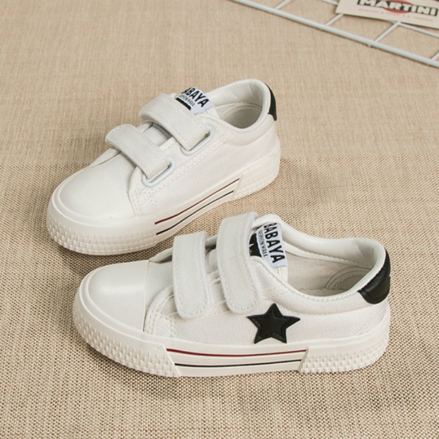 2018 Spring New Children Canvas Shoes For Girls sneakers Fashion Kids shoes Boys Casual Shoes High Quality Breathable