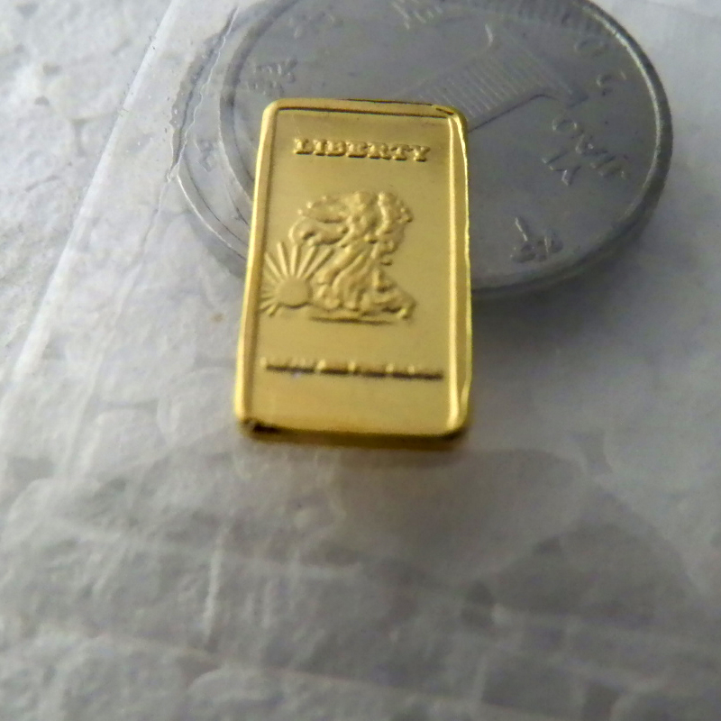 Online Buy Wholesale 1 Gram Silver Bar From China 1 Gram