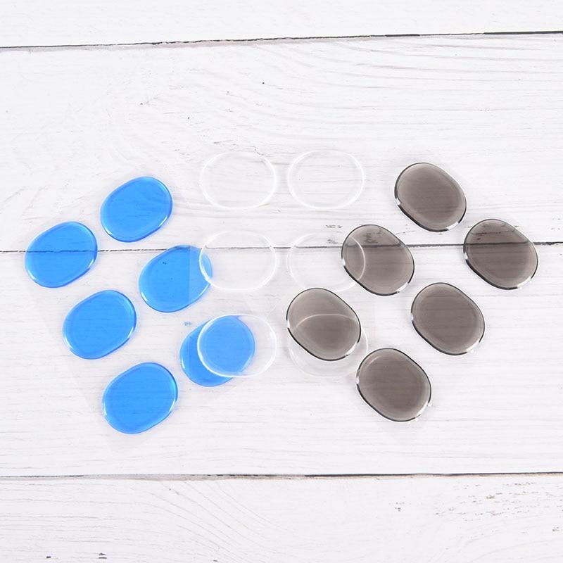 buy drum damper gel pads snare tom drum muffler mute transparent percussion. Black Bedroom Furniture Sets. Home Design Ideas