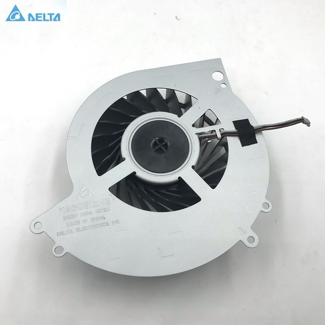 US $9 71 19% OFF|Delta KSB0912HE G85B12MSIAN 56J14 Replacement For PS4 1200  Internal CPU Cooling Fan-in Fans & Cooling from Computer & Office on