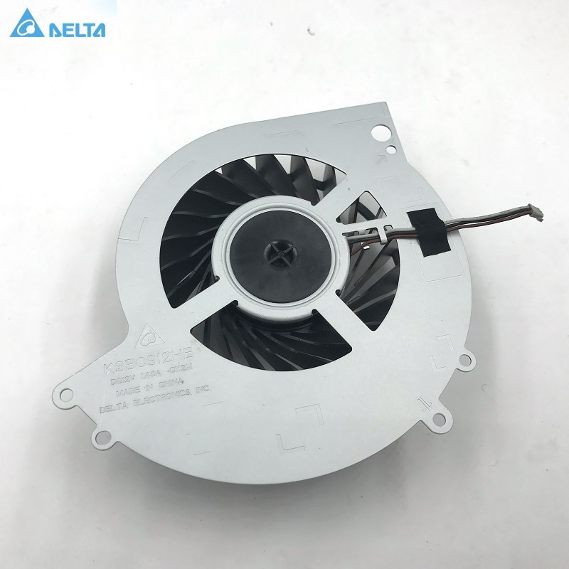 ksb0912he - for delta KSB0912HE G85B12MSIAN-56J14 Replacement For PS4 1200 Internal CPU Cooling Fan