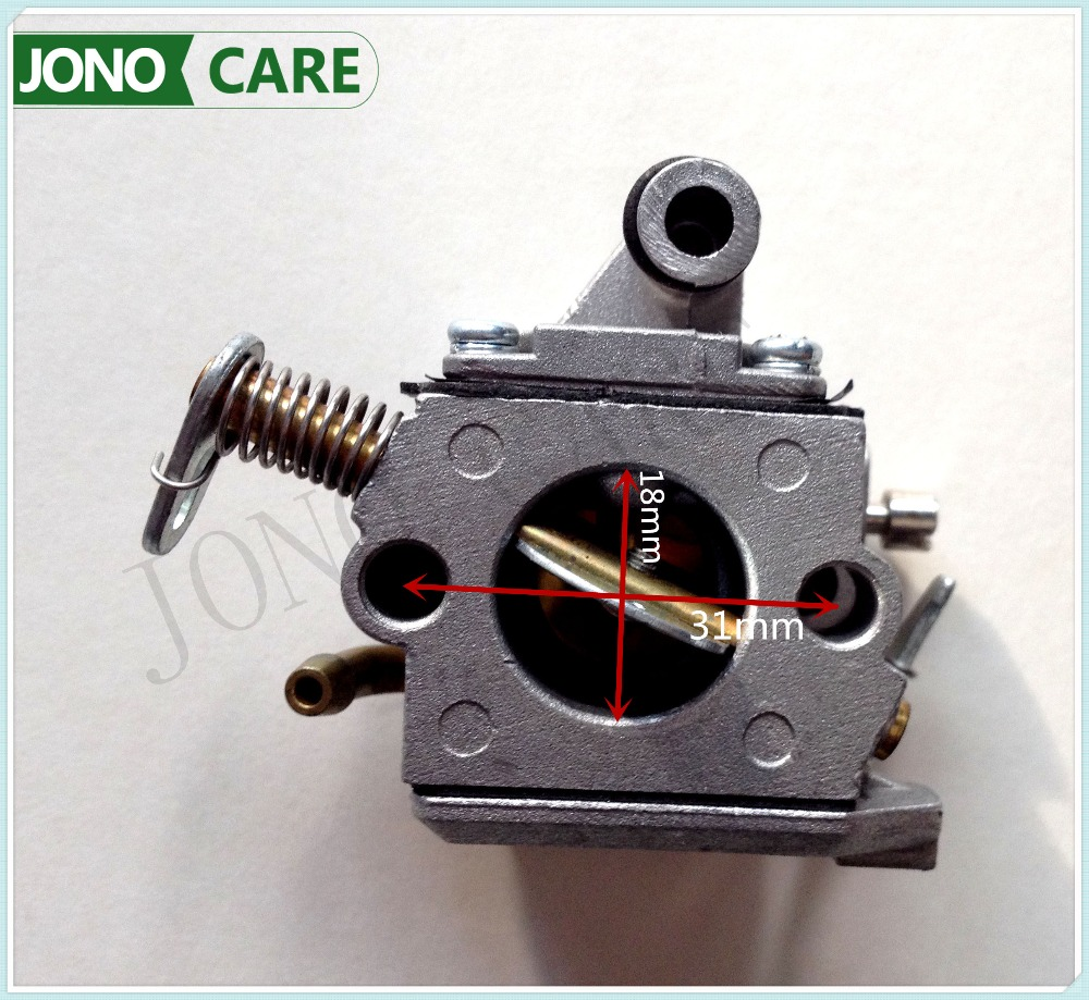 Best Quality Chain saw Carburetor carb. fits STIHL 017 018 MS170 MS180 Chainsaw Spare Parts OEM 1130 120 0603
