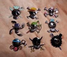 One Piece Show Pins