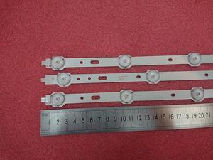 Image 4 - 3pcs/set LED backlight strip for 32PFL3107H12 32W1334B 32W1333B 32L2200U SVS320AD7 SVS320AA6 LTA320AP33 LC 32LD135K 32L2200U