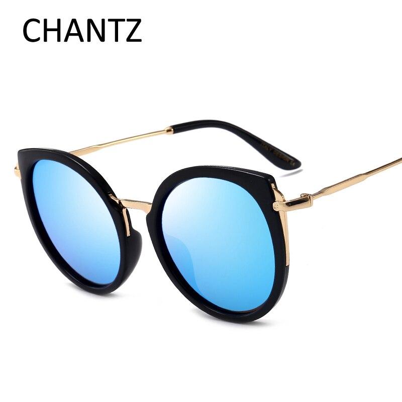 Retro kulaté polarizované sluneční brýle dámské značky řidičské sluneční brýle zrcadlo příslušenství k brýlí UV400 Lunettes De Soleil Femme