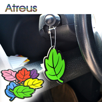 2pc Auto Shine Paper Hanging Car Air Freshener perfumed For Honda Civic Accord CRV Subaru Impreza Forester XV Mercedes W203 W211 image
