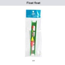1 шт. 8# деревянные поплавки для рыбной ловли вертикальный буй поплавок набор рыболовные снасти аксессуары