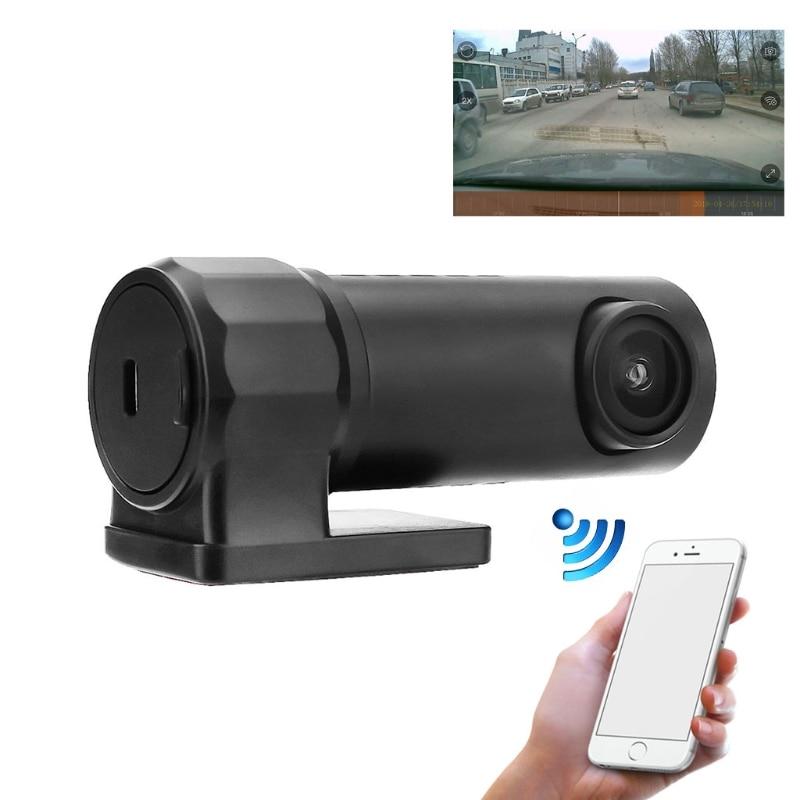 Mini WIFI Car DVR HD 1080P Camera Video Recorder Digital Camcorder APP Manipulation Wireless DVR Dash Cam Night Vision G-sensor bigbigroad app control car wifi mini dvr driving video recorder car dash cam g sensor wdr hd 1080p car black box night vision