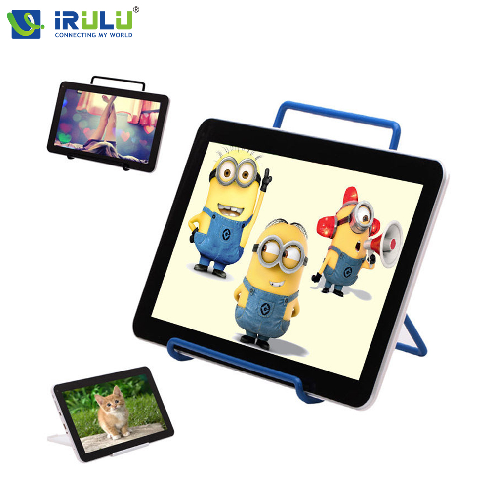 IRULU eXpro X16Plus 10,1 ''Tablet PC Android 5.1 Quad Core 1 GB/16 GB Tablet Dual Cameral 2MP Bluetooth WiFi halter Hot Touch Panel