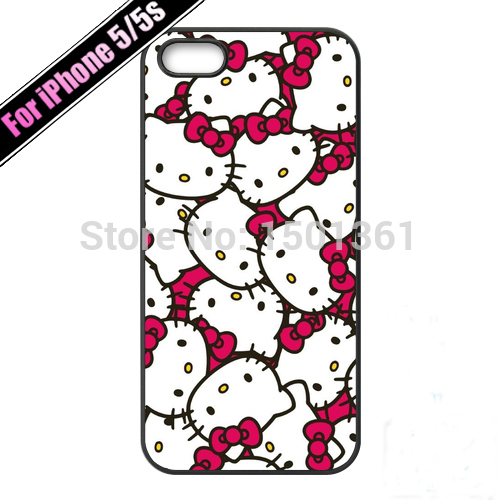c1994eef0 Hello Kitty Girls Cover Case for iPhone 4 5s 5c 6 6s Plus iPod Touch 4 5 6  Samsung s2 s3 s4 s5 mini s6 s7 Edge Plus Note 2 3 4 5 on Aliexpress.com |  Alibaba ...