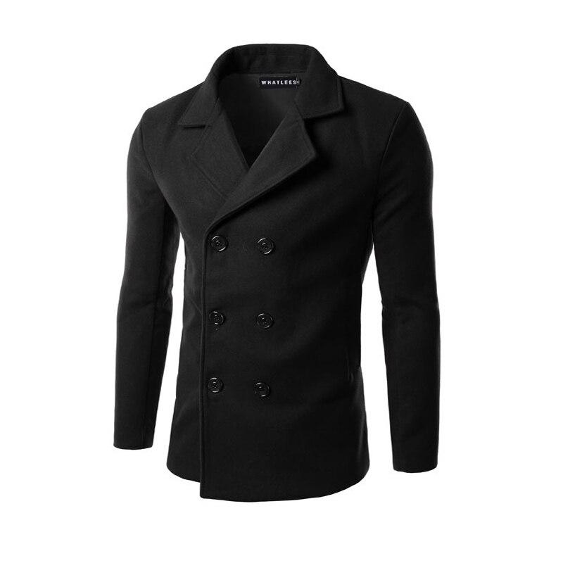men woolen coats camel jackets double breasted male. Black Bedroom Furniture Sets. Home Design Ideas