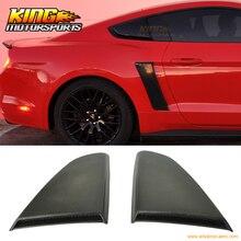 Для 2015-2016 Ford Mustang R Тип Боковое Окно Жалюзи PU Полиуретан