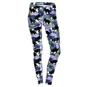 863793b1a7e62 Animal Cat 3D Print Camouflage Leggings Women Sexy Slim Fitness Leggings  Elastic Casual Leggings Plus Size Leggins Mujer