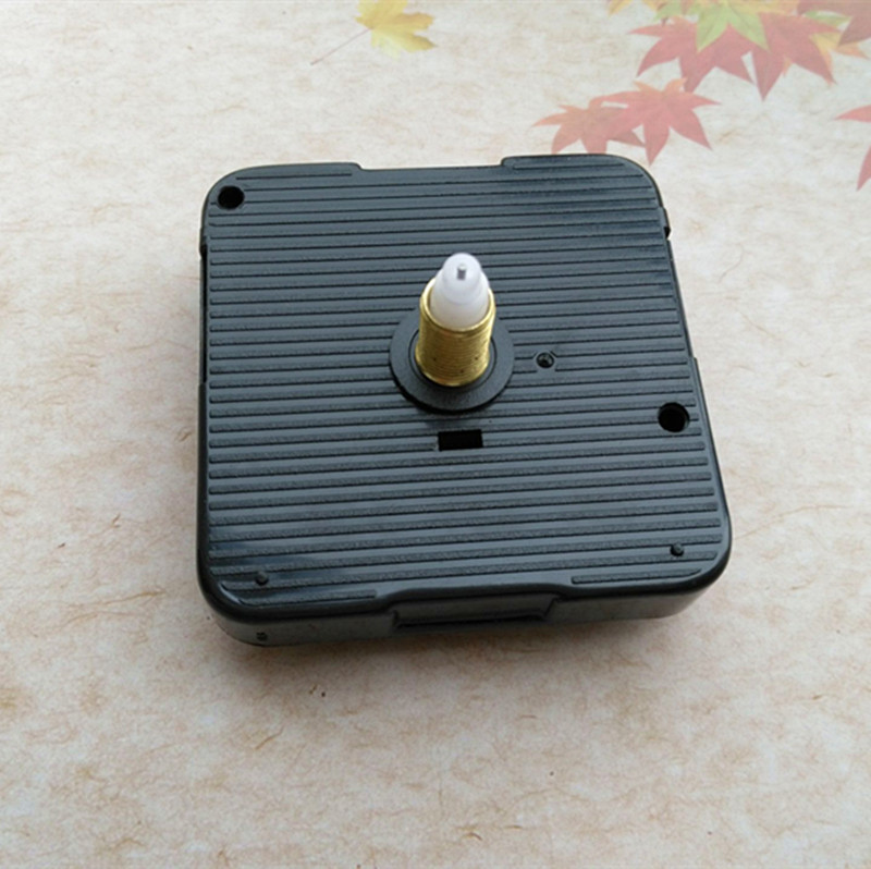 50 stücke 22mm Ruhig Sweep Wanduhr Mechanismus Uhr Maschine DIY Uhr mit Uhr Hände-in Uhrteile und Zubehör aus Heim und Garten bei  Gruppe 1