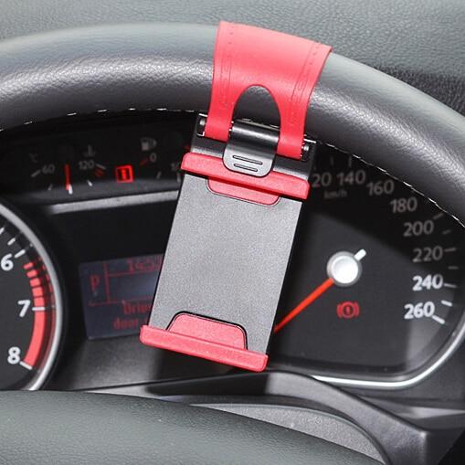 universal car steering wheel mobile phone holder bracket  honda crv accord odeysey crosstour