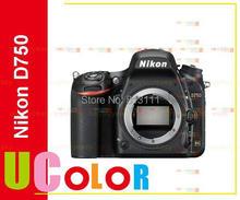 "Nikon d750 dslr полнокадровой цифровой camera-24.3mp fx-формата-full hd 1080 P video-3.2 ""наклона ЖК-Wi-Fi (Только корпус, Новый)"