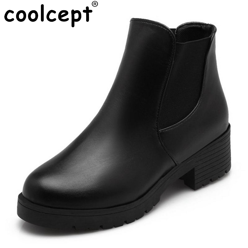 Online Get Cheap Black Chunky Boots -Aliexpress.com | Alibaba Group