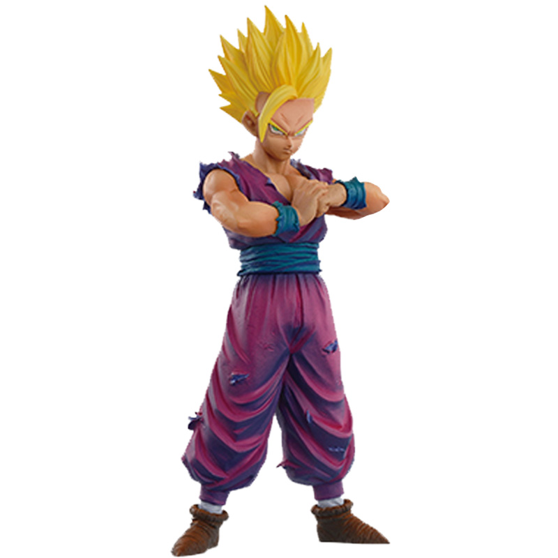 Dragon ball z resolution of soldiers volume 4 super saiyan - Son gohan super saiyan 4 ...