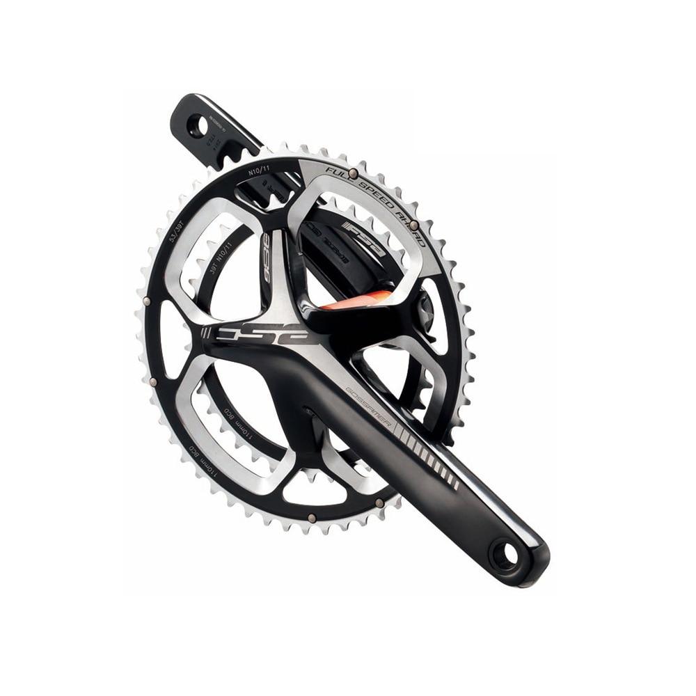 S59 Bicycle Crank & Chainwheel BB30 shaft core CNC hollow disc brake road bike sprocket crank length 170/172.5/175mm optional звезда системы для велосипедов neasty bb30 170 172 5 175mm bcd110 39 53t ck nt01 t