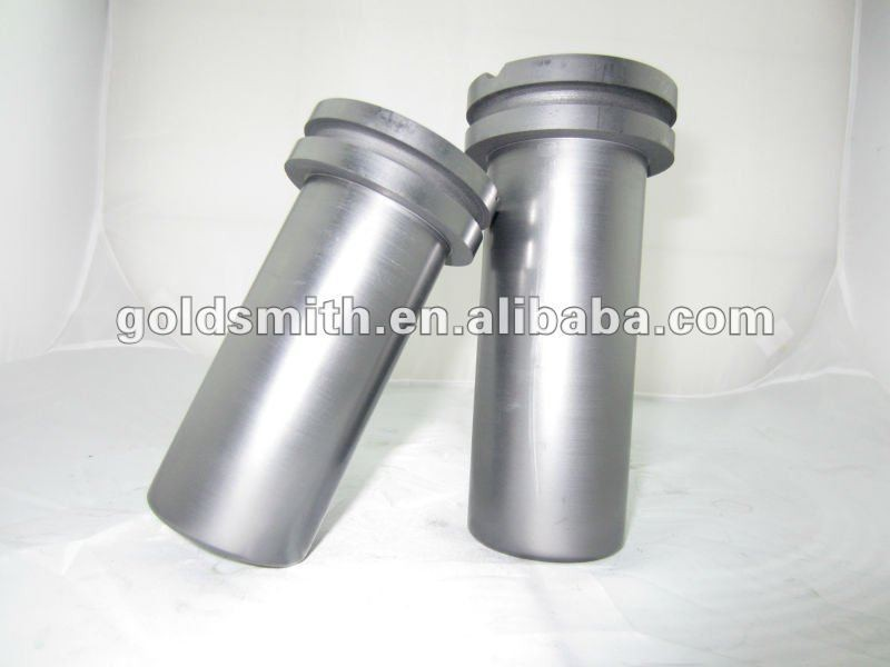 2kg graphite crucible for 2kg Melting Furnace Melting crucibles melting curicible used for mini melting furnace