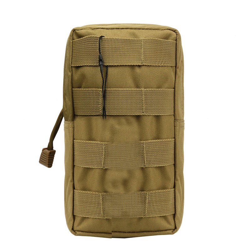 Climbing Bags Hot Tactical Pouch Accessory Tool Waist Bag Nylon Tactical First Aid Kit Accessori Package Military Paintball Hunting Bags
