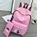 women high quality student school rucksack unisex junior and high school book bags women fashion travel durable backpack mochila