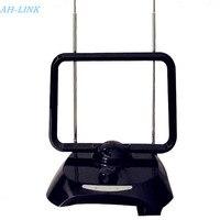 AH LINK Indoor High Gain HDTV Antenna for Digital Television Magnetic Mouth TV Antena Radius Aerial HDTV Booster Radio Antennas