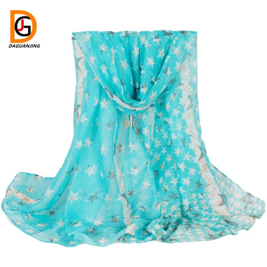 New Women White Lilly  Print Large Scarf Ladies Floral  Pashmina  Fancy Hijab
