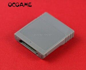 Image 1 - OCGAME SD mémoire Flash WISD carte bâton adaptateur convertisseur adaptateur lecteur de carte pour Wii NGC GameCube Console de jeu 20 pièces/lot
