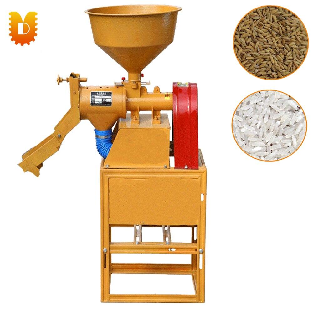 Ev Aletleri'ten Mutfak Robotları'de Ev Kullanımı Pirinç Mısır Kahverengi Pirinç Freze Makinesi/Pirinç İstifleme Makinesi title=