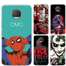 New Charming Phone Case For Motorola Moto G5S 52 Perfect Design Soft Silicone Cover