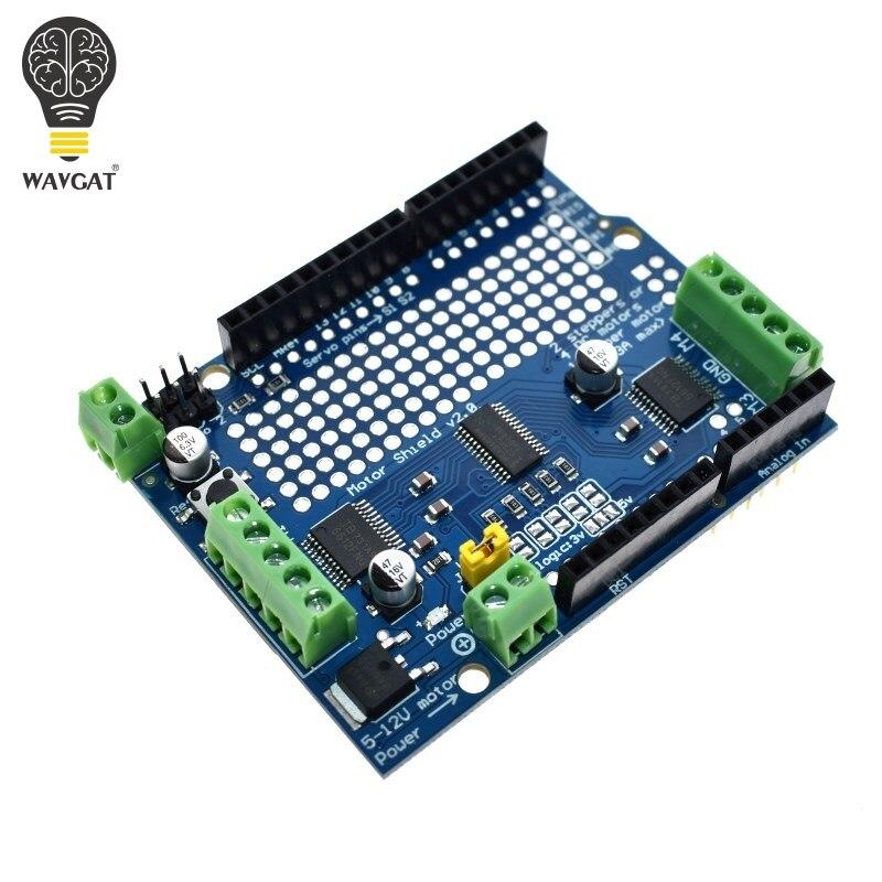 moteur-pas-a-pas-officiel-iic-i2c-tb6612-mosfet-pca9685-pwm-servo-driver-bouclier-v2-pour-font-b-arduino-b-font-robot-pwm-uno-mega-r3-remplacer-l293d