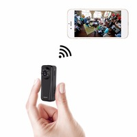 2018 SQ10 WiFi Mini Camera HD 1080P IP Micro Camera Infrared Night Vision Mini Sports DV