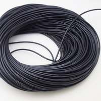 18 AWG 50m Gauge Silicone Wire Flexible Stranded Copper Cable For RC Black