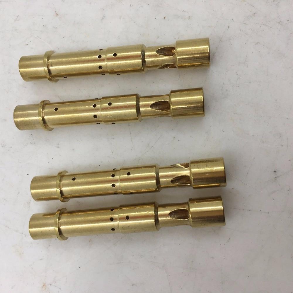 4x Emulsion Tube F7 for Weber DCOE IDF IDA EMPI DCOE IDF IDA DCNF DMTR DATRA DF
