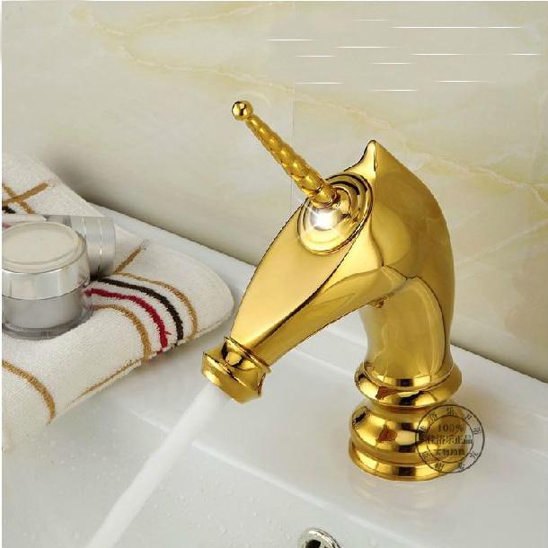 Unicorn Bathroom Faucet