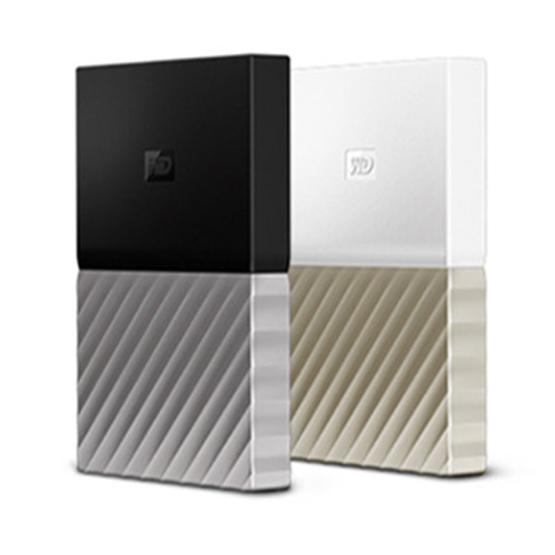 Disque dur externe WD 1 TO 2 TO 4 TO Disque dur externe HDD passeport USB3.0 Disque Portable Disco Duro Externo Western Digital 1 TO 2 TO 4 TO à