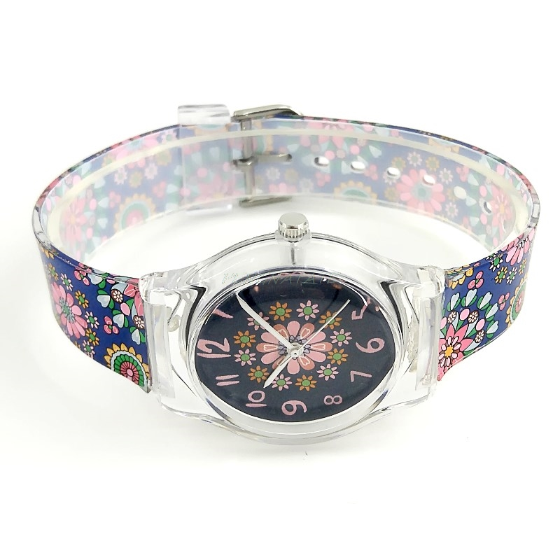 ALI shop ...  ... 32785798760 ... 4 ... WILLIS Brand Women Waterproof Quartz Watches Retro Flowers Silicone Watch Fashion Ladies Leisure Clock Dress Watches ...