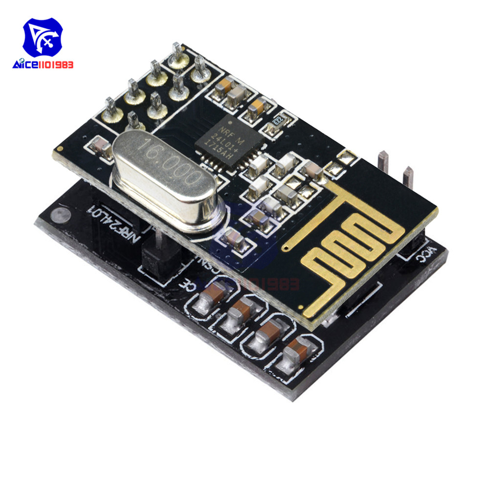 nrf24l01-wireless-module-8-pin-microcontroller-receiver-transmitter-24ghz-antenna-with-socket-adapter-plate-board-for-font-b-arduino-b-font