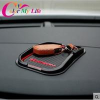 3 Color Car Phone Holder Car Phone Mat Cell Phone Mat Car Anti Slip Mat Car