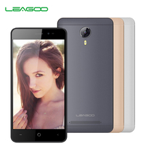 Z5C 8 ГБ 1 ГБ WCDMA LEAGOO 3 Г 5.0 »Smartphone Android 6.0 MTK6580M SC7731 Cortex A7 Quad Core 1.3 ГГц Dual SIM 2000 мАч батареи