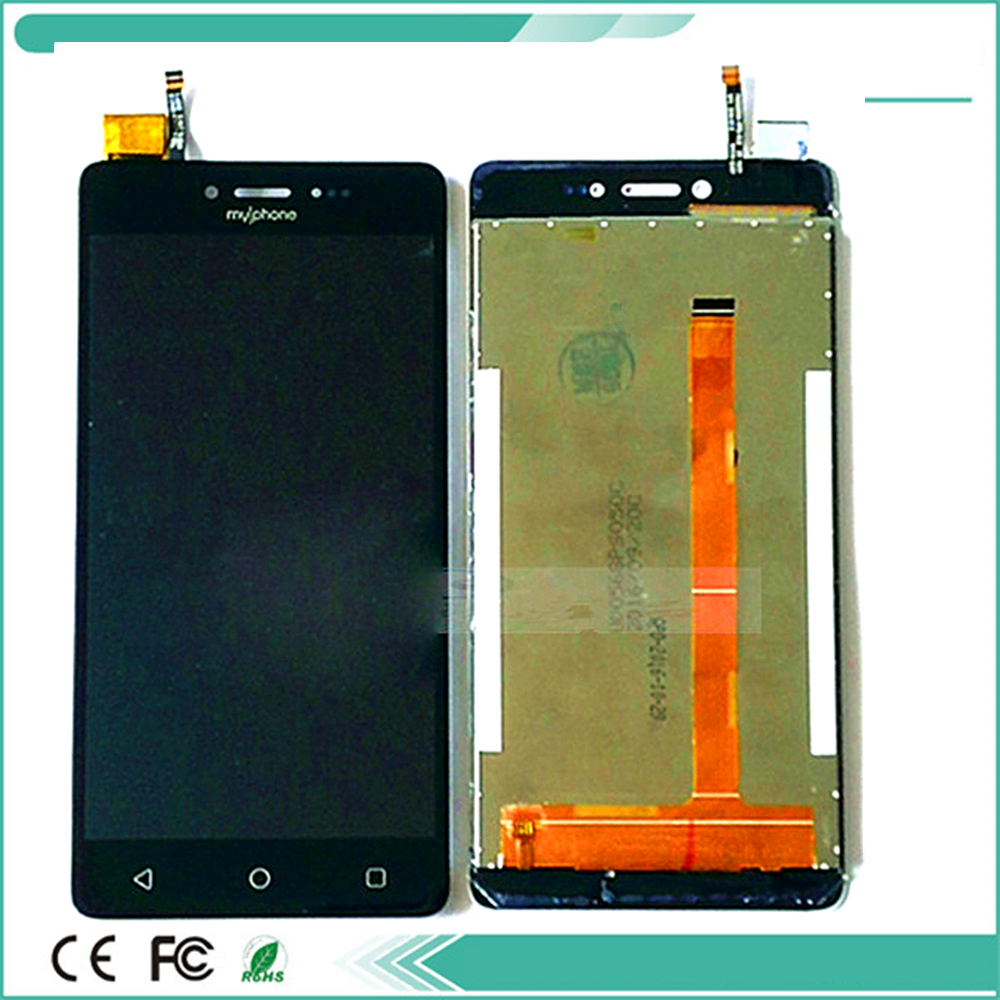 5.0 Inch LCD Screen For myphone my88dtv touch+LCD Display Sensor Panel Free Shipping 5.0 Inch LCD Screen For myphone my88dtv touch+LCD Display Sensor Panel Free Shipping