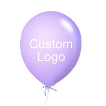 Персонализированные шары для свадьбы День рождения для подарков для будущей матери для крещения ребенка церемония открытия рекламных событий декоративный шарик