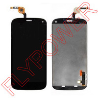 For Wiko Highway Signs LCD Screen Display With Touch Digitizer Assembly By Free Shipping Black Or