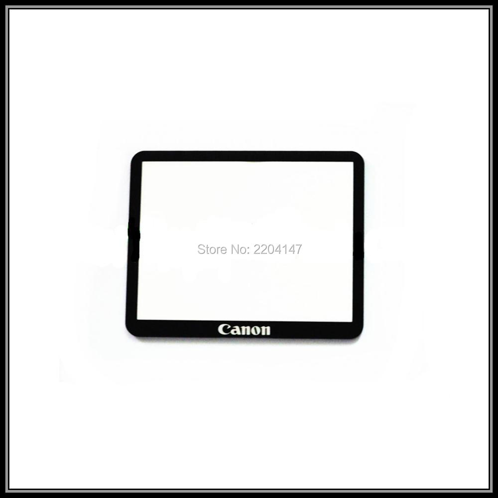New Outer LCD Screen Display Window Glass Replacement Part for Canon EOS 40D 50D