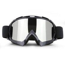 Motocross Motorcycle Goggles ATV Off Road Dirt Bike DustProof Racing Glasses Anti Wind Eyewear