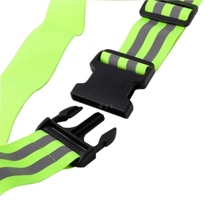 Image 5 - High Visibility Reflective Safety Security Belt For Night Running Walking Biking