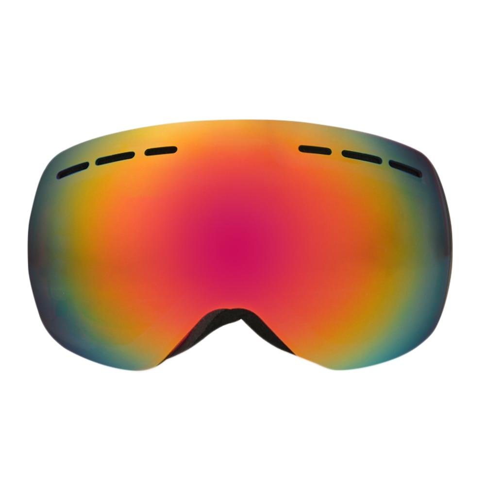 Ski Glasses Big Skiing Goggles Anti fog Ski Snowboard Winter Ice Snow Anti fog font b