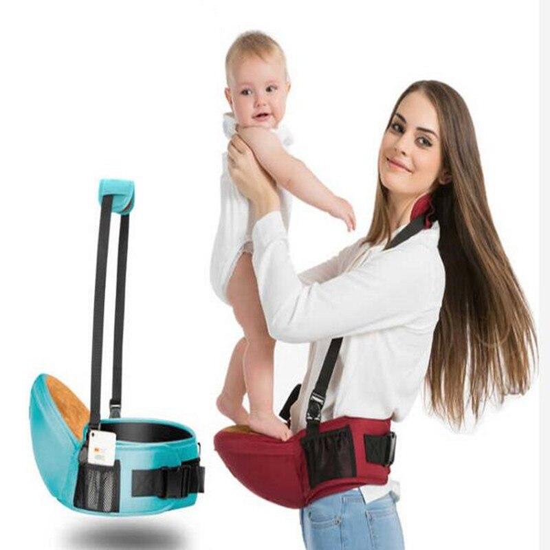 Baby sling single stool lumbar bench baby sitting holding artifact four seasons universal back childs strap